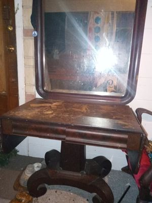 Antique Poker card Table for Sale in Eagle Lake, FL