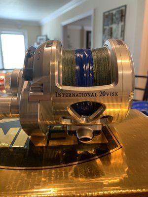 Penn International 20 VISX for Sale in Cypress, CA