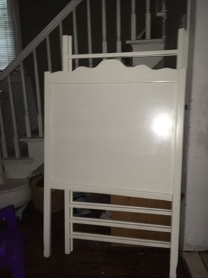 White baby crib for Sale in Highland Park, MI
