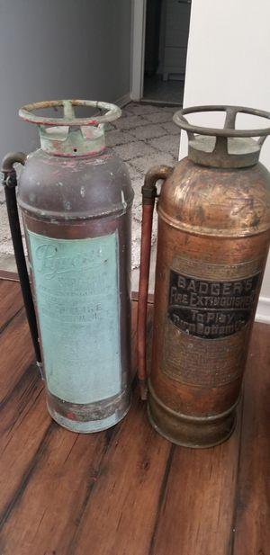 Vintage fire extinguisher for Sale in South Windsor, CT