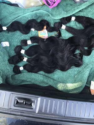 Brazilian bundle hair for Sale in Augusta, GA