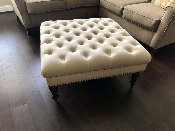 Off white living room piece