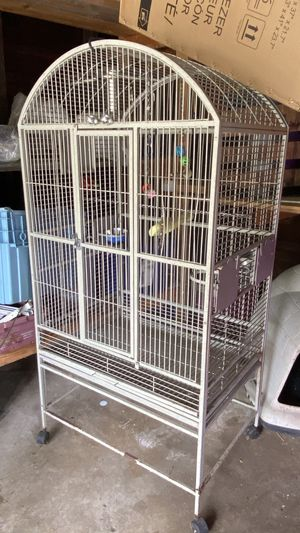 Large bird cage for Sale in Philadelphia, PA