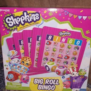 Shopkins Bingo for Sale in Downey, CA