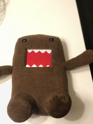 Domo Plushie Toy for Sale in Roseville, CA