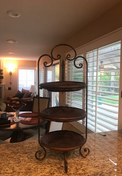 Beautiful 3 Tier Accessory—reduced 40.00 for Sale in Orange,  CA