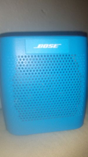 Bose Color SoundLink BlueTooth Speaker for Sale in Mesquite, TX