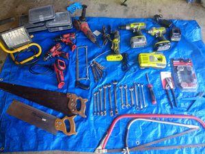 Tool's etc... for Sale in Campobello, SC