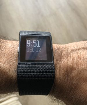 Fitbit Surge (Large) Fitness Watch for Sale in Sunrise, FL