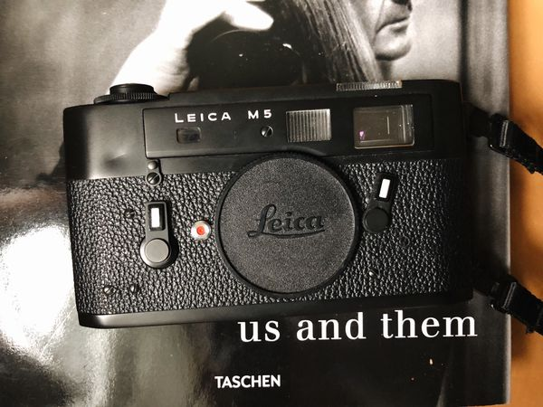 [PRICED TO SELL] LEICA M5 [fresh CLA]