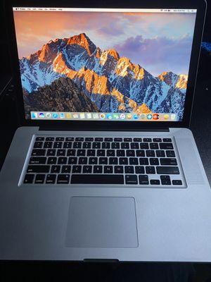 MacBook Pro 15 for Sale in Tucson, AZ