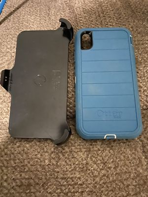 iPhone XR otterbox for Sale in De Graff, OH
