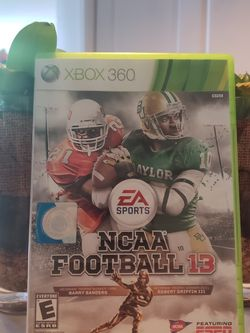 NCAA Football 2013 for Xbox 360 for Sale in Columbus,  OH