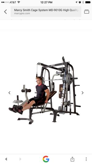 Home gym set for Sale in Seymour, CT