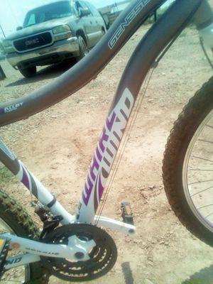 Women's whirlwind mountain bike for Sale in Snowflake, AZ