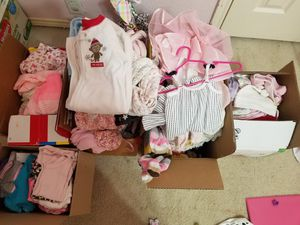 Baby clothes lot for Sale in Hickory Creek, TX