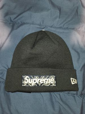 Supreme Bandana Beanie for Sale in Atherton, CA
