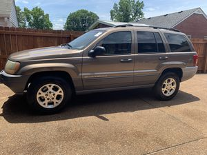 2001 Jeep Grand Cherokee for Sale in Nashville, TN
