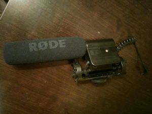 Rode Video Mic Shotgun Condenser Microphone for Sale in Columbus, OH