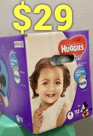 Huggies Little Mover size 4 for Sale in Long Beach, CA
