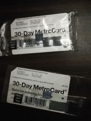 Metro card(s) for Sale in Queens, NY