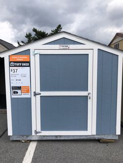 8 x 10 Tuff Shed SR-600 (free installation) for Sale in Silver Spring,  MD