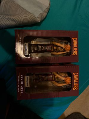 Kevin Love Bobblehead Collectible for Sale in Parma, OH