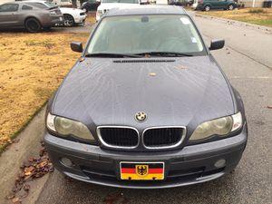 2003 BMW 330i Blue 4 Dr for Sale in Jonesboro, GA