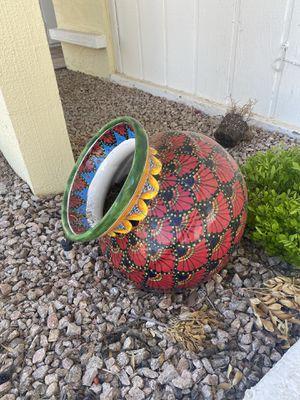 Colorful flower planter pot for Sale in Phoenix, AZ