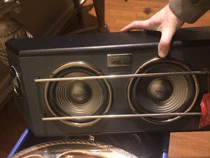 Roadmaster speaker for Sale in Newport, AR