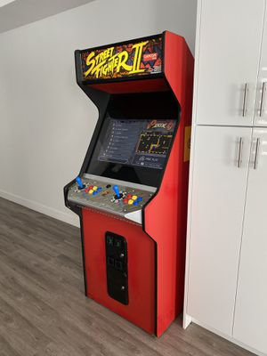 1600 game arcade machine for Sale in Los Angeles, CA
