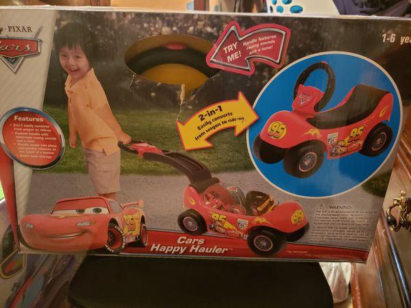 Cars Happy Hauler
