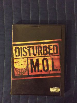 DISTURBED M.O.L BAND DVD for Sale in Downey, CA