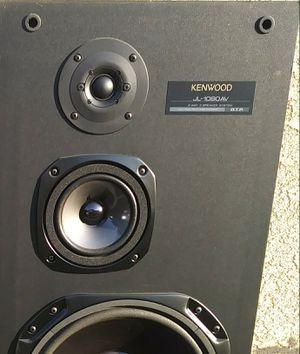 Kenwood vintage speakers for Sale in Riverside, CA