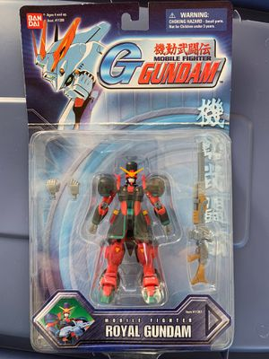 G Gundam mobile fighter figure for Sale for sale  Los Angeles, CA