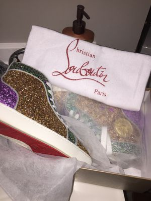 Christian louboutin size 6 for Sale in GILLEM ENCLAVE, GA