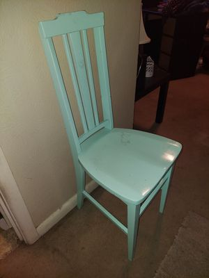 Kids wooden chair for Sale in Plano, TX