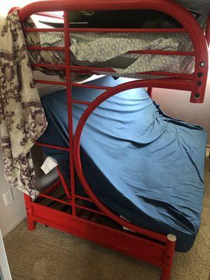 futon bunk bed for Sale in Fullerton, CA