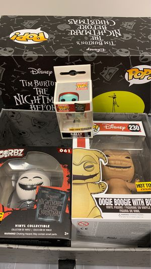 The nightmare before Christmas POP for Sale in Bremerton, WA