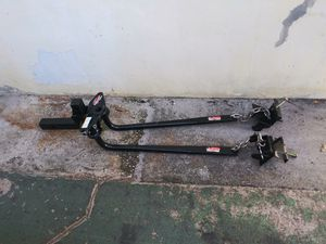 Weight distributing hitch for Sale in Palm Springs, FL