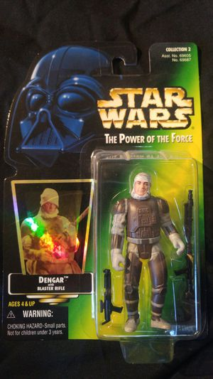 Star Wars Action Figure - Dengar for Sale in UT, US