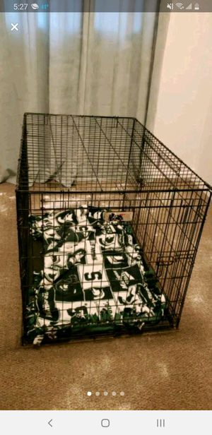 Dog cage for Sale in Bay City, MI
