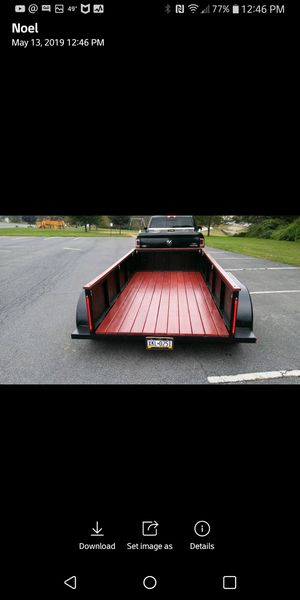 Utility trailer for Sale in Germantown, MD