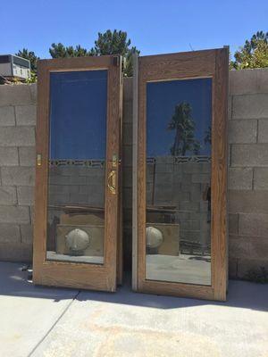 $3,500 ANDERSEN 4 PANEL GLIDING PATIO DOORS for Sale in Las Vegas, NV