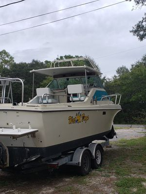 25FT SKIPJACK CUDDY CABIN for Sale in Navarre, FL