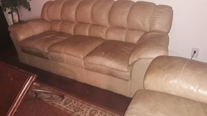 Couch and chair for Sale in San Bernardino, CA