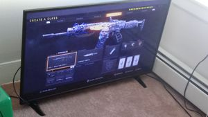 "43"" 4k Smart Tv with remote for Sale in Woonsocket, RI"