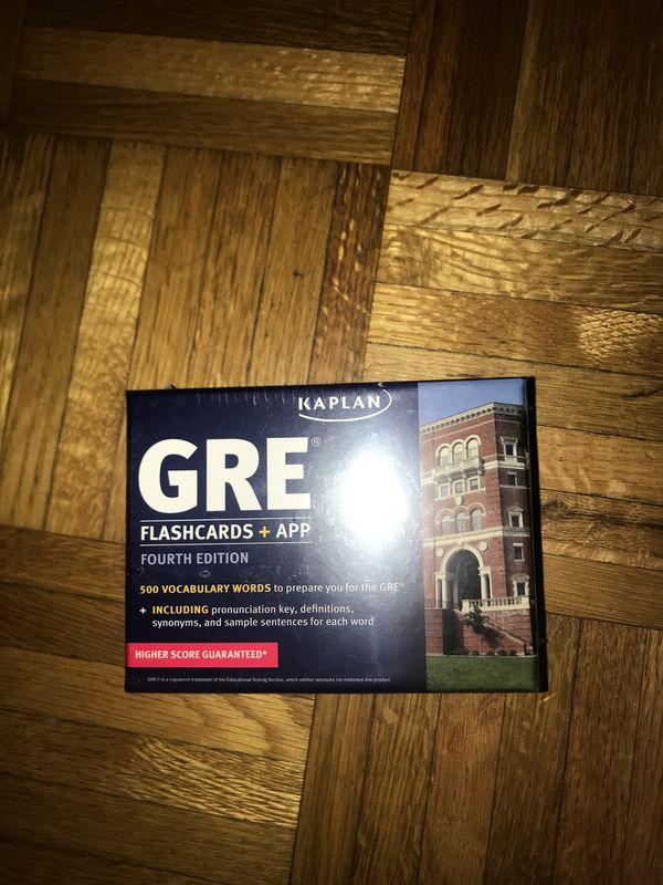 GRE Prep 500 vocab flashcards