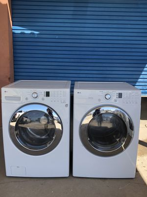 LG washer and Dryer Electric for Sale in Tucson, AZ