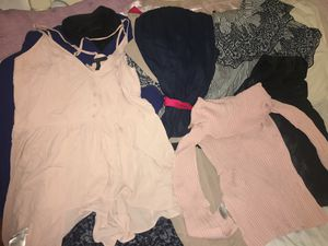 *Unbeatable Deal!!*Brand New BCBGMAXAZRIA ; dresses, shirts, pants,skirts , sizes s-l . 3 trash bags FULL! (See description ) for Sale in Long Beach, CA
